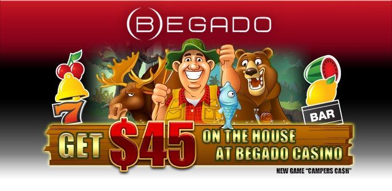 Begado Online Casino Bonuses June 2019